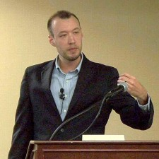 Futurist Speaker, Simon J. Anderson