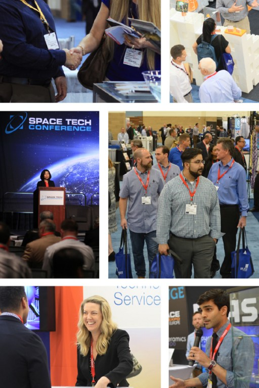 Space Tech Conference Free to Attend as the Major Industry Event Launches in California