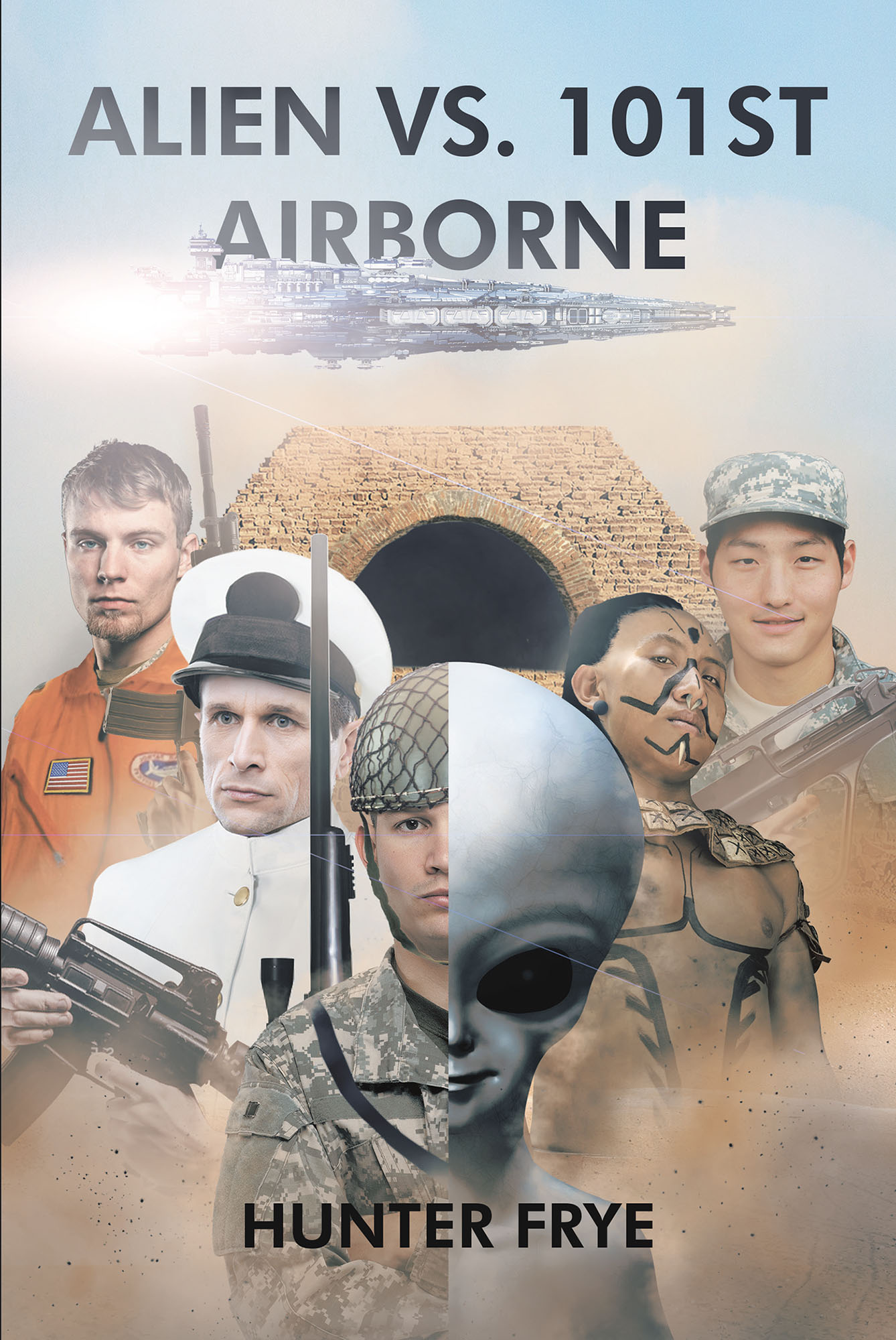 Author Hunter Frye's New Book 'Alien vs  101st Airborne' is Based on