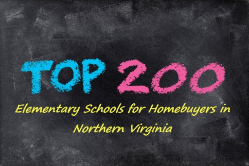 Cruvita.com Reveals Top 200 Northern Virginia Elementary Schools