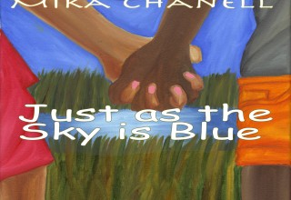 Just as the Sky is Blue Audible Cover