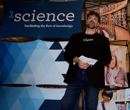 1science to Disrupt the Scholarly, Scientific and Technical Publishing Industry
