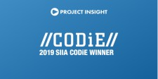 2019 SIIA CODiE Award Winner