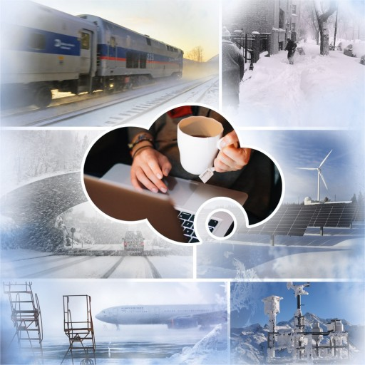 Polar Vortex Presents Problems for Companies; CloudVisit's Maintenance, Repairs and Operations (MRO) Software Offers Solutions