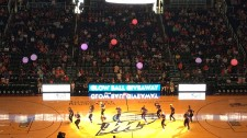 Xylo Balls from Xylobands USA Light Up the Crowd at the Phoenix Mercury for the Arizona Lottery