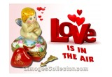 Collection of Valentine's Day Luxury Limoges boxes | LimogesCollector.com