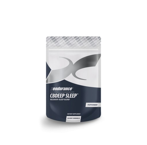 Xendurance® Launches CBDeep Sleep™: May Help Promote a More Restful Night's Sleep