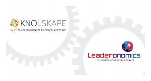 KNOLSKAPE and Leaderonomics Announce Partnership for Advanced Leadership Development Solutions in Malaysia