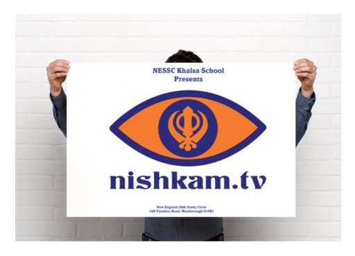 The Launch of First Ever Online TV Channel Run by Khalsa School Students in the USA