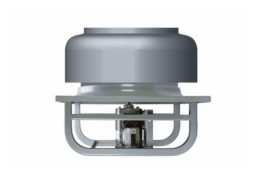 "Larson Electronics LLC Releases 18"" Explosion Proof Roof Mounted Exhaust Fan With 3,990 CFM"