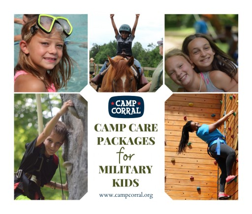 Camp Corral Brings Camp Home for Children of Wounded Warriors