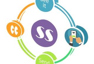 The See Something, Send Something app
