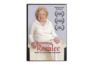 DVD Box-Reinventing Rosalee