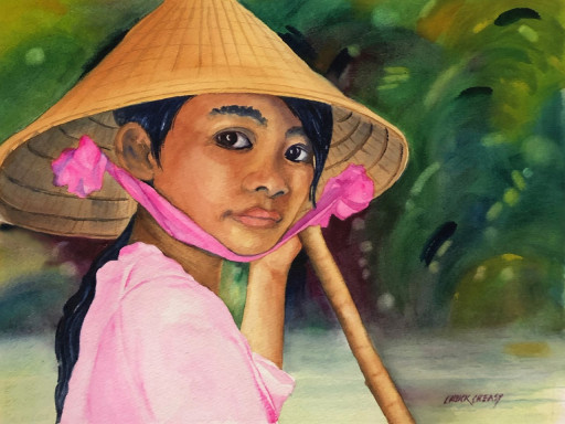 Major Vietnam Art Exhibition Opens This Summer at the Monthaven Arts and Cultural Center in Hendersonville, Tennessee