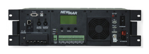 Rugged AC UPS Series by Newmar Earns Caltrans Approval