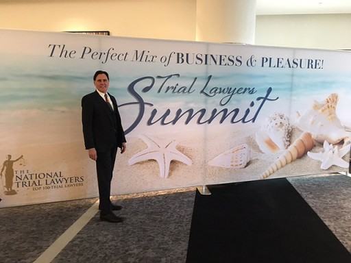 Attorney Bernard Walsh Spoke at the Super Bowl Sunday National Trial Lawyers Association Conference in Miami