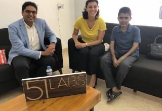 Visiting The Lab:Suli