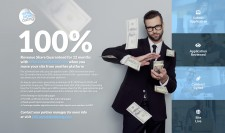 WhiteLabelDating.com offers 100% revenue share guaranteed