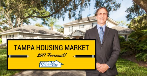 Joe Lewkowicz Releases Tampa Housing Market Forecast for 2017