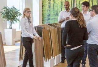 Nordic Homeworx Wood Flooring Company In Dubai