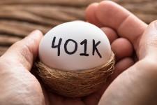 401k Retirement Nest Egg