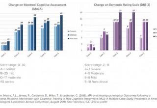 Mild Cognitive Impairment Results