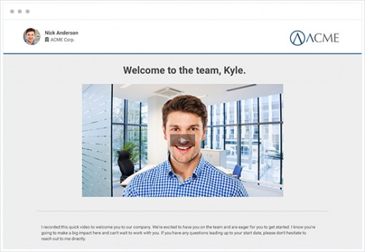 Spark Hire Launches Video Messaging Tool to Empower Talent Leaders to Personalize Communication