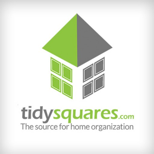 TidySquares Launches Home Organization Solutions to the Public