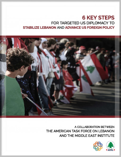 ATFL Announces New Policy Brief on Targeted US Diplomacy Toward Lebanon
