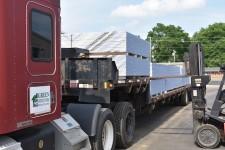 GSH of Alabama, LLC Donates Drywall to Habitat for Humanity