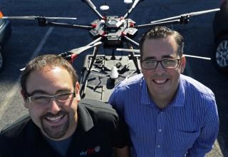 Matt Sloane and Ben Kroll, Founders of Skyfire Consulting