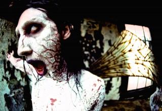 Marilyn Manson Photography by Dean Karr