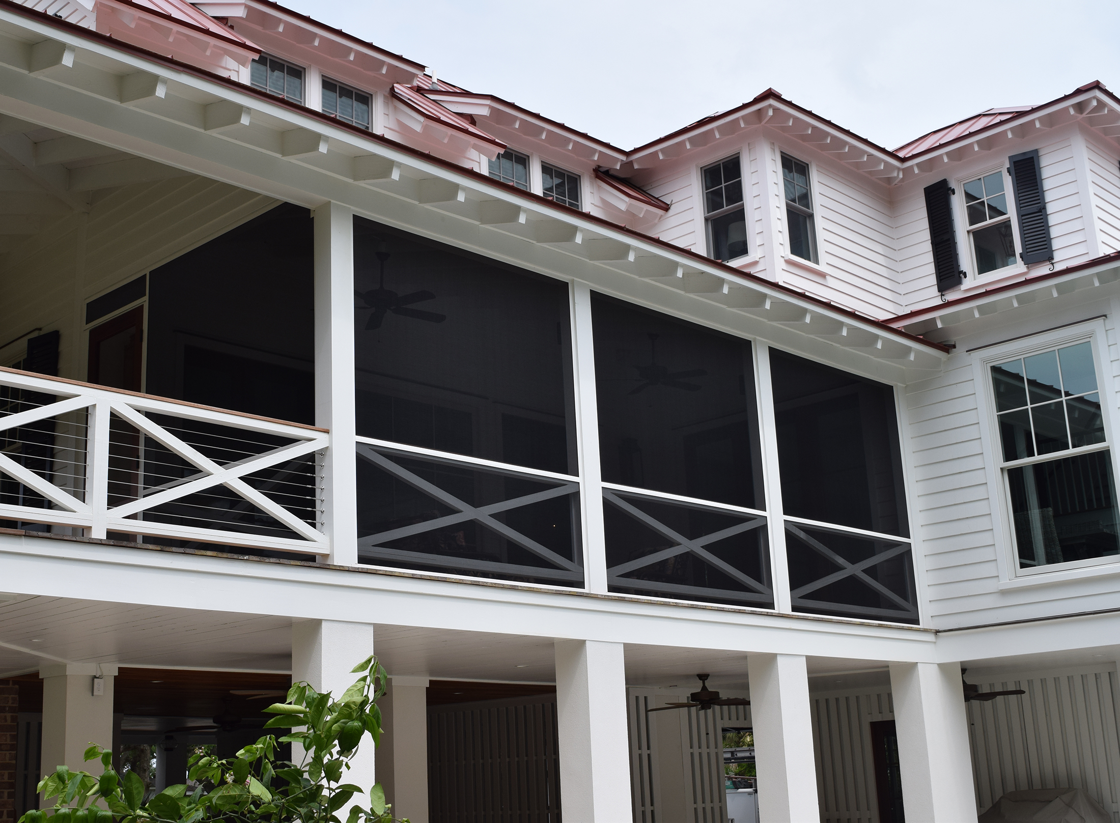 New Porch Screening System Receives Landmark Icc And