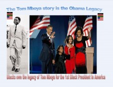 Tom Mboya and Obama Connection