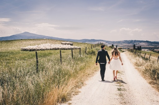Getting Married in Siena: Special Photo Gift for You