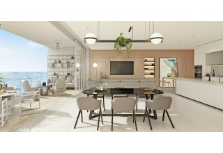 Beach Club Residences - Interior Render