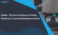 OpKey Marketplace Portal