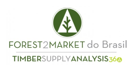 Forest2Market do Brasil Launches Timber Supply Analysis 360, a Forest Resource Analysis and Forecasting Tool