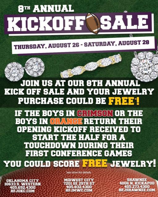 Huntington Fine Jewelers' Annual Kickoff Sale Event is Happening Soon