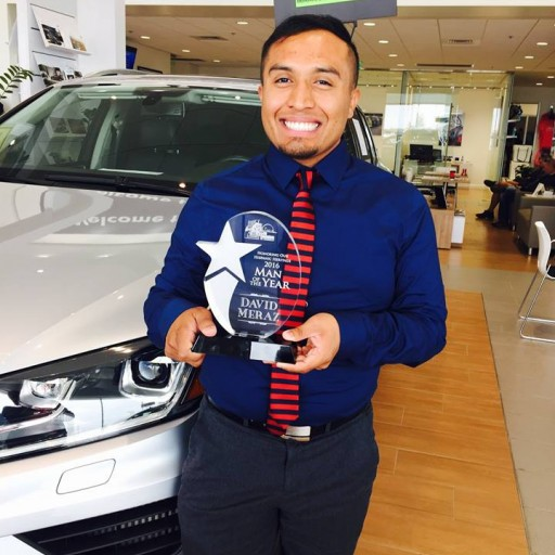 Street Automotive Group Advertising Director is Named Hispanic Man of the Year