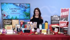 Last Minute Holiday Gifts with Claudia Lombana