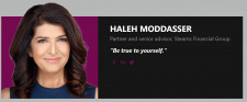 Haleh Moddasser Named Among InvestmentNews' Women to Watch