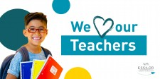 Essilor Vision Foundation We Love Our Teachers