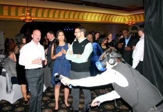 Maverick VR corporate event