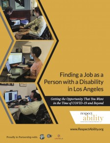 Finding a Job as a Person With a Disability in Los Angeles