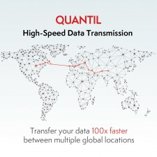 QUANTIL High-Speed Data Transmission