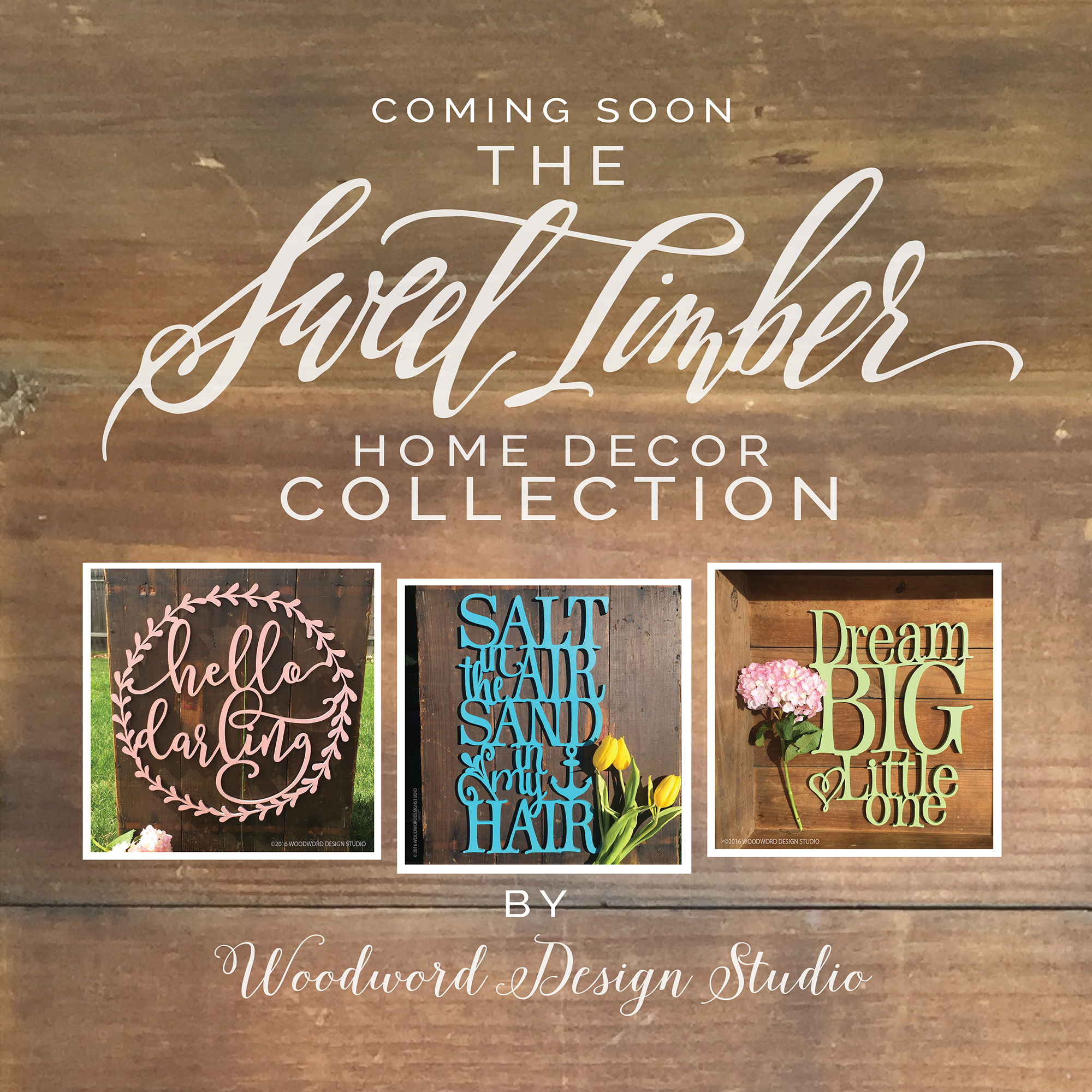 Love Words And Quotes Woodword Design Studio Launching Sweet Timber Collection Of Laser Cut Home Decor Signs Newswire