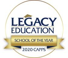 Legacy Education 2020 School of Year
