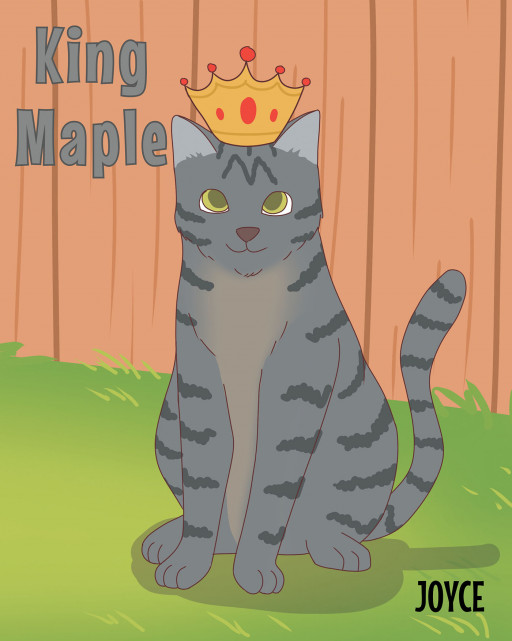 Joyce's New Book 'King Maple' is a Fun and Entertaining Tale That Showcases Her Deep Love for Her Adorable Cat