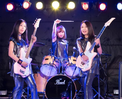 Rare Shonen Knife Vinyl Albums to Be Re-Issued by Oglio Entertainment (www.oglio.com) on October 7